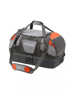 Сумка Simms Headwaters Gear Bag, 90 L, Charcoal