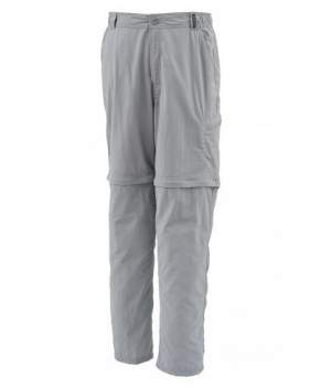 Брюки Simms Superlight Zip Off Pant, Concrete