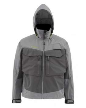Куртка Simms G3 Guide Jacket, Lead
