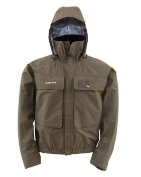 Куртка Simms Guide Black Olive 2012 S