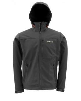 Жакет Simms Windstopper Softshell Hoody, Black