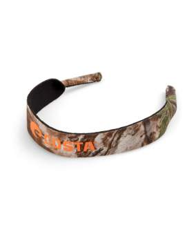 Шнурок для очков Costa, Neoprene Classic, Realtree Xtra Camo Orange Logo CR 69O