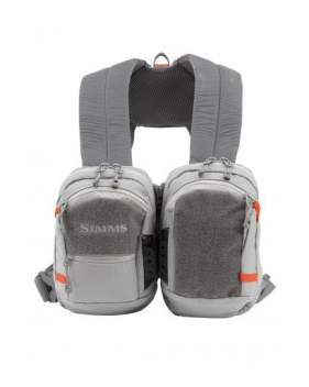 Сумка Simms Waypoints Dual Chest Pack, Gunmetal