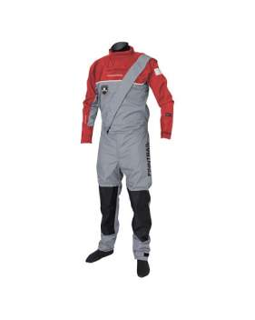 Сухой костюм Finntrail DRYSUIT 2501, Grey-Red