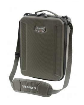 Сумка Simms Bounty Hunter Reel Case, Coal, L