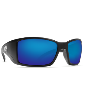 Очки Costa, Blackfin, Blue Mirror 580P, Black Frame