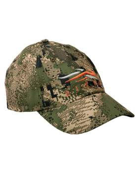 Бейсболка Sitka Cap, Optifade Ground Forest
