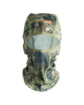 Балаклава Sitka Core Heavyweight Balaclava, Optifade Ground Forest