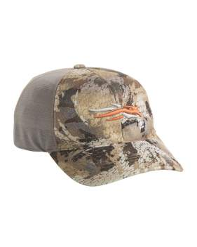 Бейсболка Sitka Stretch Fit Cap, S/M, Optifade Waterfowl
