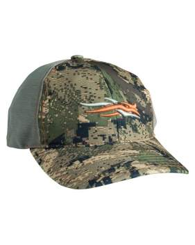 Бейсболка Sitka Stretch Fit Cap, S/M, Optifade Ground Forest