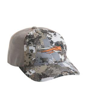 Бейсболка Sitka Stretch Fit Cap, S/M, Optifade Elevated