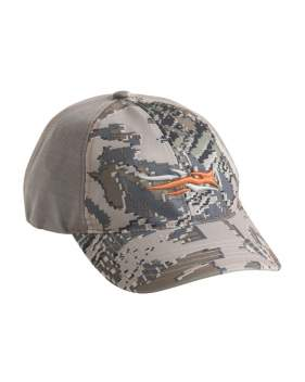 Бейсболка Sitka Stretch Fit Cap, S/M, Optifade Open Country