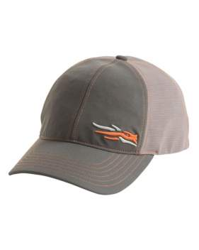 Бейсболка Sitka Stretch Fit Cap, S/M, Lead