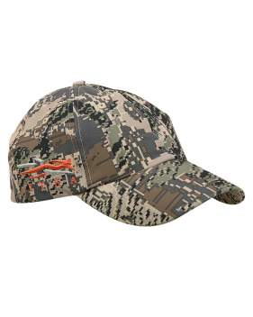 Бейсболка Sitka Side Logo Cap, Optifade Open Country