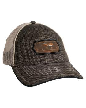 Бейсболка Sitka Textured Trucker Cap, Mud