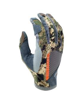Перчатки Sitka Shooter Glove, Optifade Ground Forest