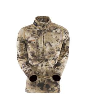 Водолазка Sitka Core Hvy Wt Zip T, Optifade Waterfowl