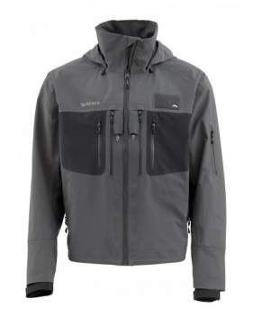 Куртка Simms G3 Guide Tactical Jacket, Carbon