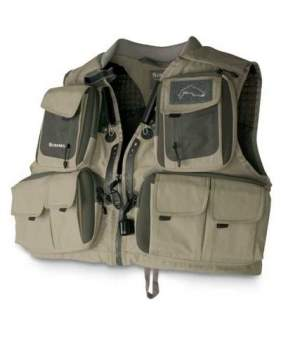 Жилет Simms G3 Guide Vest (2010-2013), S, Taupo