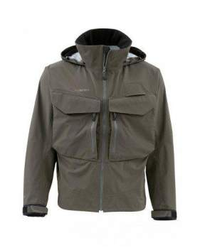Куртка Simms G3 Guide Jacket, Dark Olive