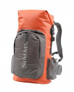 Рюкзак Simms Dry Creek Backpack, 45L, Bright Orange