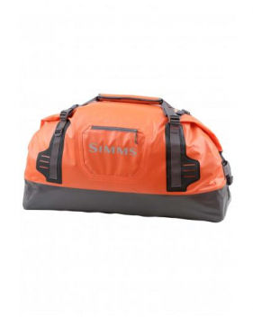 Сумка Simms Dry Creek Duffel Large, 130L, Bright Orange