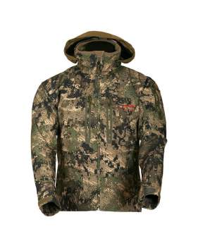 Куртка Sitka Cloudburst Jacket, Optifade Ground Forest