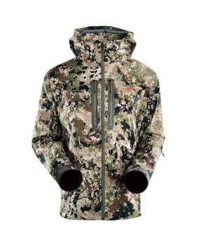 Куртка Sitka Stormfront Jacket New, Optifade Subalpine