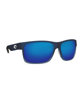Очки Costa, Half Moon, Blue Mirror 580P, Bahama Blue Fade Frame