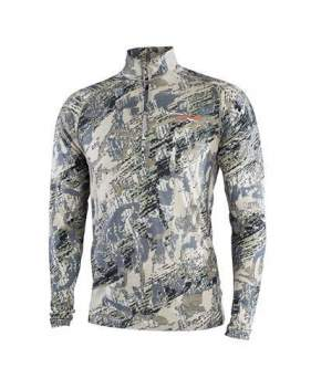 Водолазка Sitka Merino Core Ltwt Half-zip, Optifade Open Country