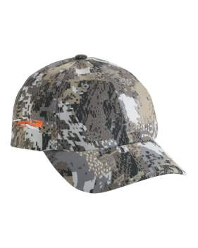 Бейсболка Sitka Cap W/Side Logo, Optifade Elevated II