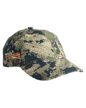 Бейсболка Sitka Cap W/Side Logo, Optifade Ground Forest