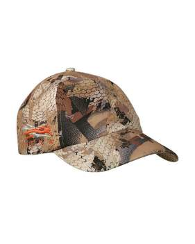 Бейсболка Sitka Cap W/Side Logo, Optifade Waterfowl