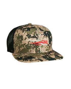 Бейсболка Sitka Trucker, Optifade Ground Forest