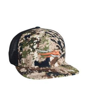 Бейсболка Sitka Trucker, Optifade Subalpine