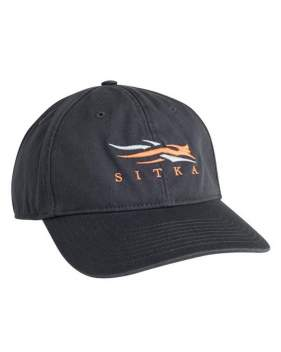 Бейсболка Sitka Relaxed Fit Cap, Lead
