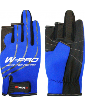 Перчатки Wonder W-PRO NEW, Blue