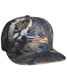 Бейсболка Sitka Trucker, Optifade Timber