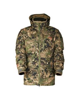 Куртка Sitka Blizzard Parka, Optifade Ground Forest