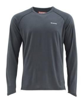 Джемпер Simms Ultra-Wool Core Top, Raven