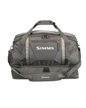 Сумка Simms Essential Gear Bag 90L, Coal