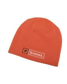 Шапка Simms Lockup Beanie, Hunter Orange