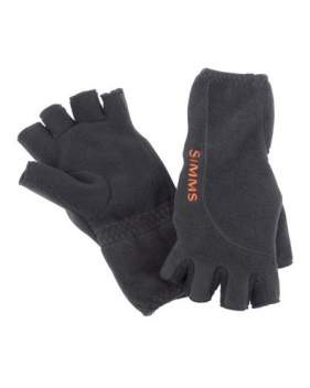 Перчатки Simms Headwaters Half Finger Glove, Black