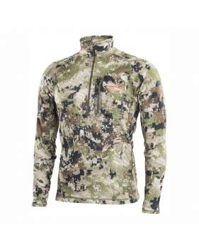 Водолазка Sitka Core Hvy Wt Zip T, Optifade Subalpine