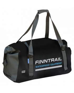 Гермосумка Finntrail Big Roll 1712, 80L, Black