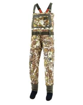 Вейдерсы Simms G3 Guide Stockingfoot, River Camo