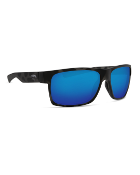 Очки Costa Half Moon, Blue Mirror 580P, Ocearch Matte Tiger Shark Frame