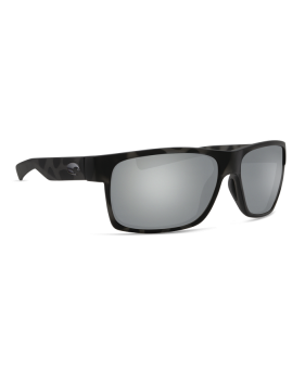 Очки Costa Half Moon, Gray Silver Mirrow 580P, Ocearch Matte Tiger Shark Frame