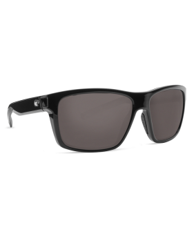 Очки Costa Slack Tide, Gray 580P, Shiny Black Frame