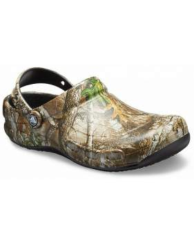 Сабо CROCS Bistro Realtree Edge Khaki-Black